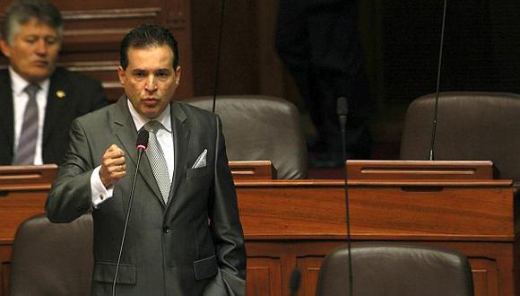 Omar Chehade (Foto: Archivo El Comercio)