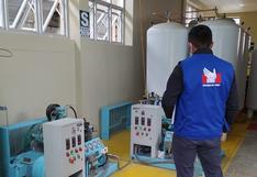 Huancavelica: Defensoría del Pueblo constata que demanda es mayor a la producción de planta de  oxígeno