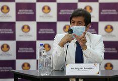 """Miguel Palacios: """"Es innecesario eliminar requisitos para contratar médicos"""""""