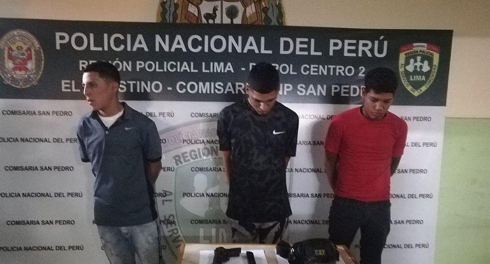 """El Agustino: Policía desarticula banda """"Los Solis de Santa Rosa"""""""