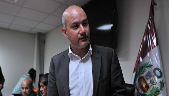 "Sergio Tejada: ""Nadine Heredia está habilitada para postular al Congreso"""