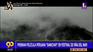 """Samichay"", la película peruana en quechua, premiada en el Festival de Viña del Mar"