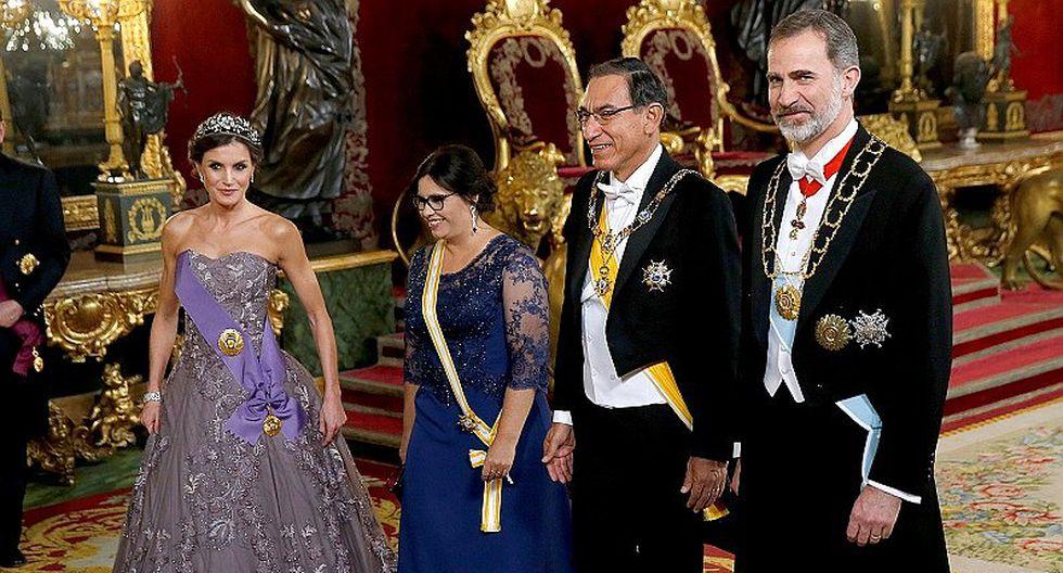 Critican a Martín Vizcarra por viaje a Europa en plena emergencia en el país