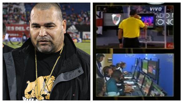 José Luis Chilavert lanzó dura crítica por penal cobrado por Víctor Hugo Carrillo (VIDEO)