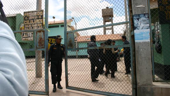 El ahora sentenciado se encuentra recluido en el penal La Capilla de Juliaca. (Foto: Difusión)