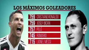 Cristiano Ronaldo registra un nuevo récord en su carrera