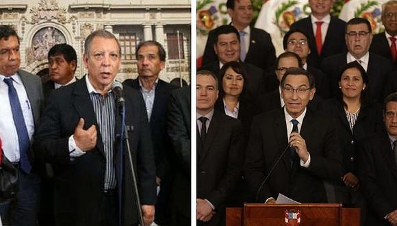 Cuestión de Confianza: Frente Amplio solicita adelanto de elecciones