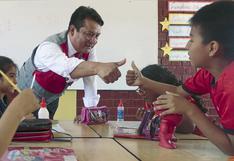 """""""Aprender para Crecer"""": el programa que potencia las habilidades de los maestros en Pisco"""