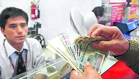 Comisión de Economía aprobó devolución del 95.5% de los aportes de la AFP