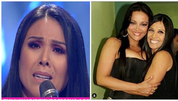 """Mariella Zaneti apoya a Tula Rodríguez: """"Nadie sabe lo de nadie, pero confío en ti"""" (FOTO)"""