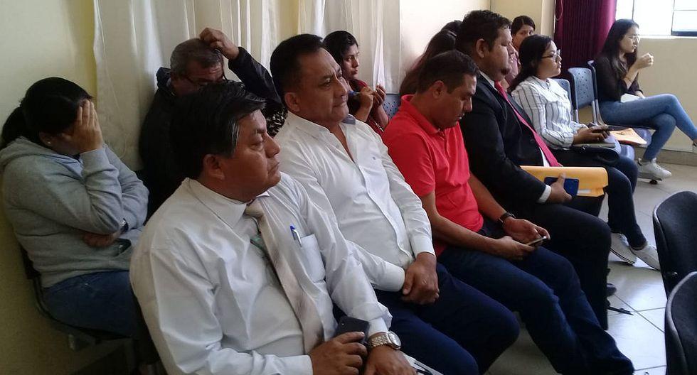 Fiscal pide prisión preventiva contra alcalde de Olmos, Adrián Arroyo