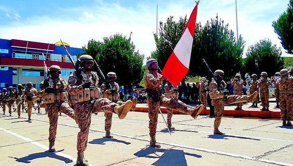 Ejército peruano dio disposiciones para Llamamiento Extraordinario