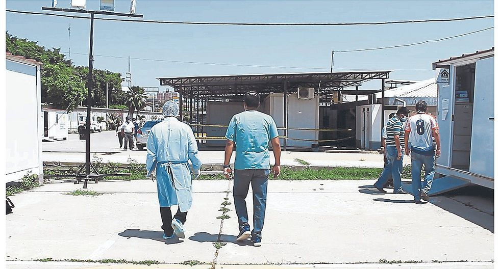 Detectan presunto fraccionamiento de actividades en Hospital Regional de Tumbes
