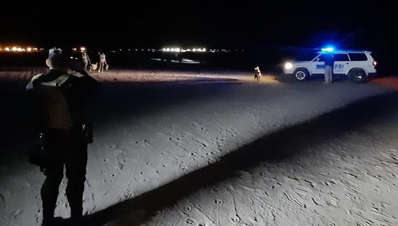 Policía hace patrullajes en la frontera tras reporte de personas extraviadas cuando pretendían ingresar a Chile por pasos no habilitados