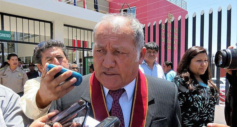 Sala de Apelaciones inhabilita a gobernador de Moquegua