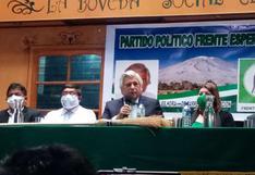 """Fernando Olivera llegó a Arequipa para recordar la salida de los """"Vladivideos"""""""