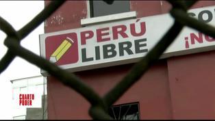 Hay elementos de sobra para creer que Perú Libre sería una organización criminal, según Jorge Tamariz (VIDEO)