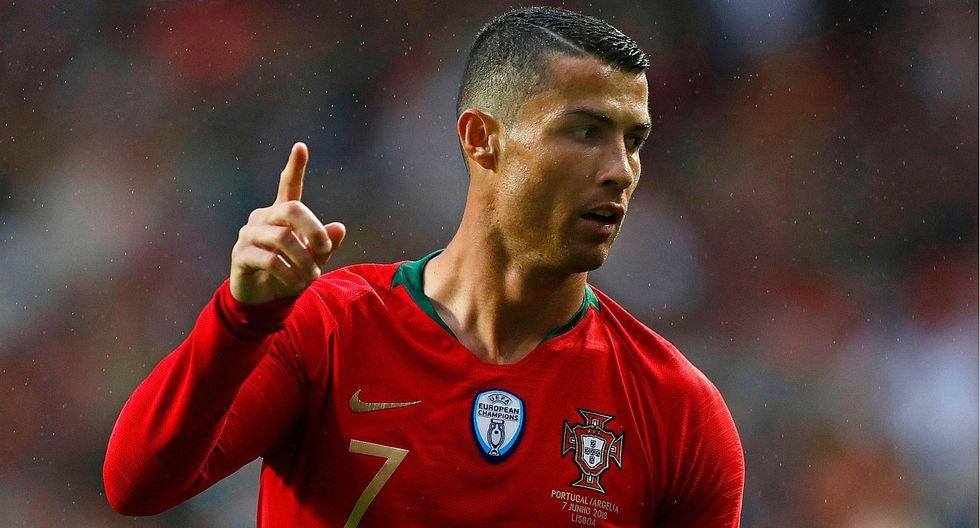 Cristiano Ronaldo llega a los 150 partidos con Portugal