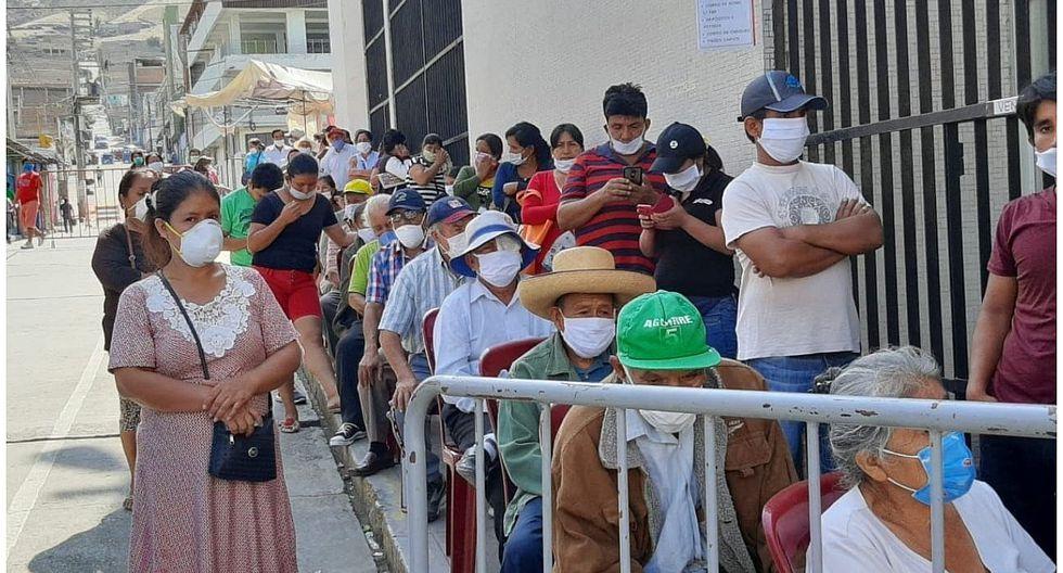 En Chepén no acatan el estado de emergencia (FOTOS)
