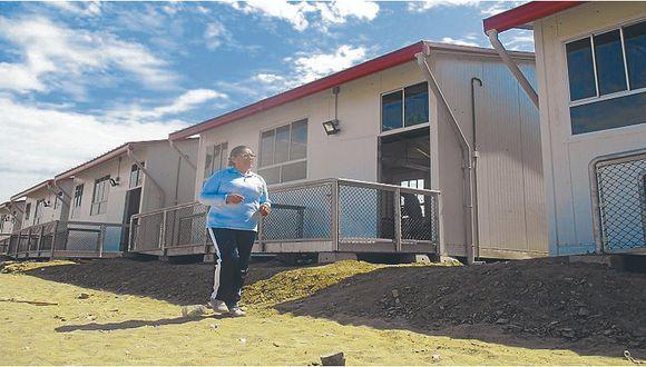 Por falta de saneamiento, 13 colegios de Nuevo Chimbote no serán reconstruidos