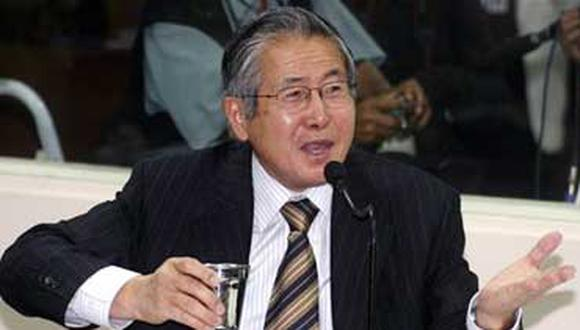 PJ analizará este mes pedido de arresto domiciliario para Fujimori