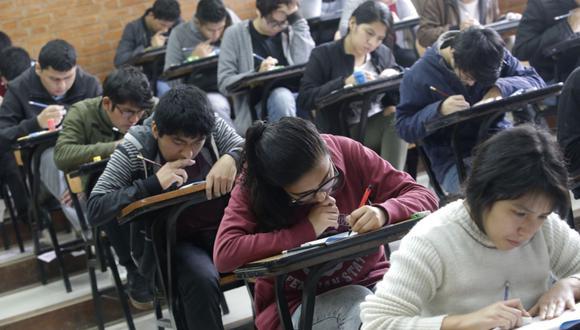 Nuevas vacantes en las universidades públicas del país buscan que más jóvenes tengan oportunidades para educarse en el nivel superior