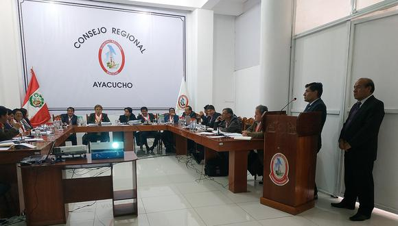 MEF observó acuerdo sobre transferencia presupuestal del GRA a gobiernos locales