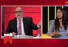 Zaira Arias, virtual congresista de Perú Libre, se pronunció tras tensa entrevista con Beto Ortiz