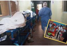 Huancayo: director de EsSalud baila Tunantada mientras atienden a pacientes en pasillos (VIDEOS)