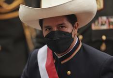 """Pedro Castillo: """"Hoy se está sepultando también un espacio donde se ha venido cuestionando"""""""