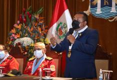 Alcalde de Trujillo respalda que Asamblea Constituyente no sea prioridad para Gobierno