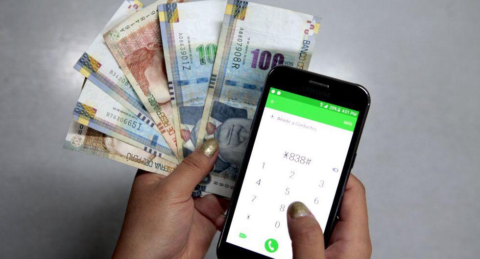 Dinero electrónico. (Foto: GEC)