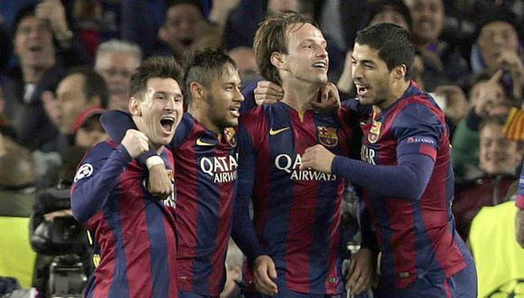 Champions League: Barcelona venció 1-0 al Manchester City y sigue en carrera