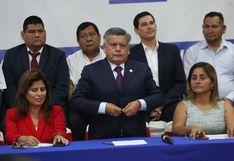 APP invoca a poderes del Estado superar diferencias y priorizar la búsqueda de consensos