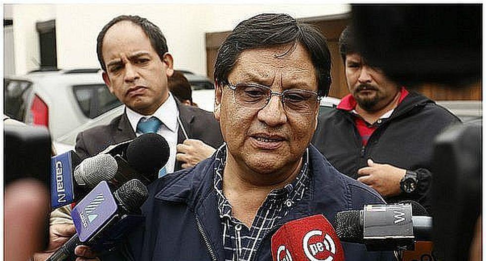 """Colegio Médico sobre caso Carlos Moreno: """"Nos pronunciaremos en los próximos días"""""""
