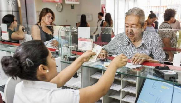 El pasado 4 de diciembre el Congreso publicó la ley que plantea la devolución de hasta S/4.300 para los aportantes activos e inactivos al Sistema Nacional de Pensiones (Foto: Andina)