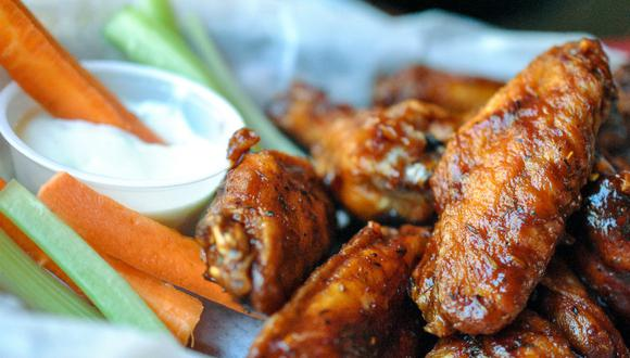 Las alitas de pollo admiten muchos tipos de elaboraciones.  (Foto: Flickr)