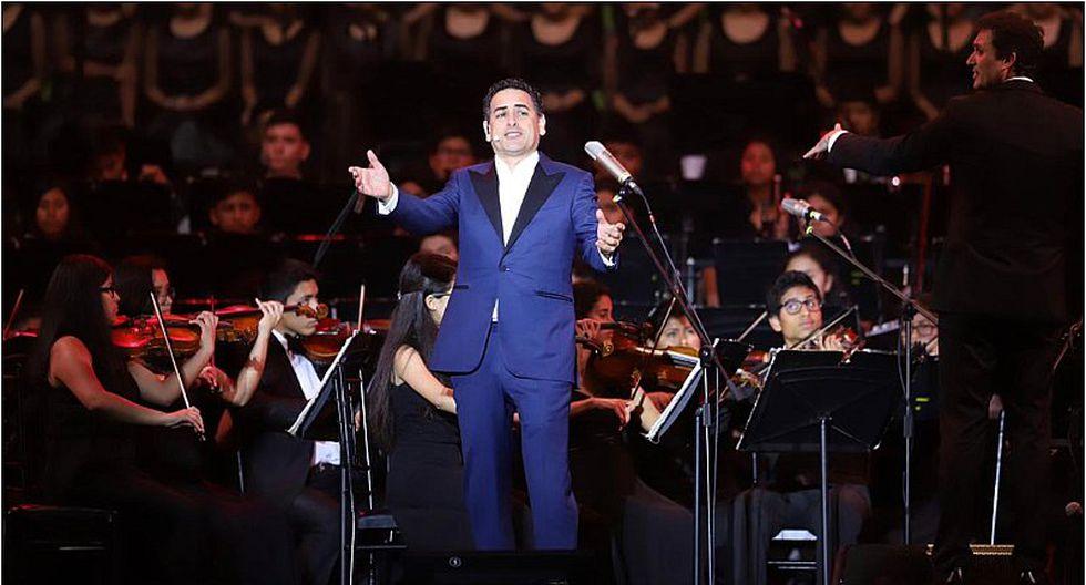 Así se vive el concierto gratuito de Juan Diego Flórez (FOTOS)