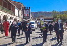 Ayacucho: Llanto y dolor por el último adiós a la 'Madre Covadonga'
