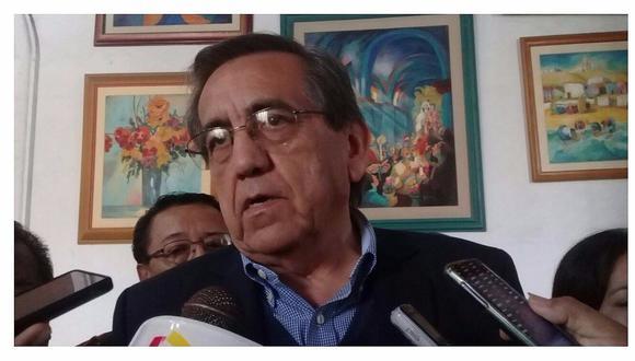 Trujillo: Jorge del Castillo reconoce que el Apra está en desventaja frente a otros partidos (VIDEO)