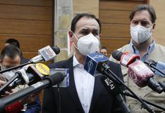 Observadores de la OEA se reunieron con Pedro Castillo y pidieron esperar resultados oficiales del JNE