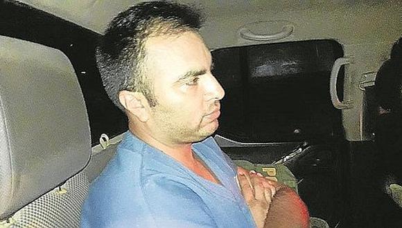 Veterinario acusado de agresión
