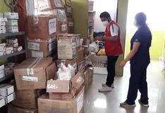 Contraloría detectó medicamentos vencidos en almacén de Red de Salud de Leoncio Prado en Huánuco