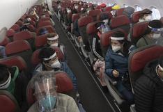 ¿Cuándo se espera que reabran los vuelos internacionales a México, Brasil y Estados Unidos?