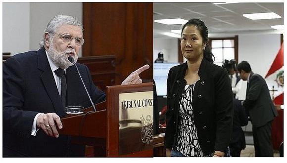 "TC tras declarar improcedente pedido de aclaración sobre fallo de Keiko Fujimori: ""Se debe acatar sin rebeldía"""