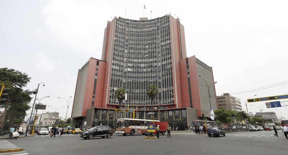 El inmueble está ubicado en el cruce de las avenidas Abancay y Nicolás de Piérola. (GEC)
