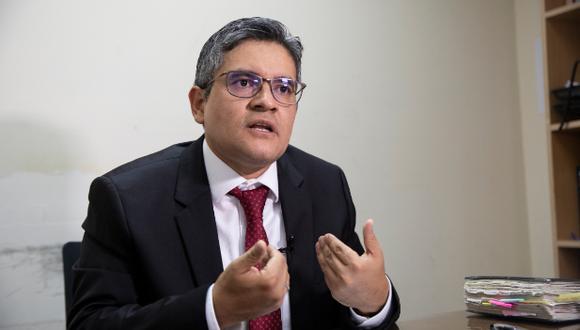 El Poder Judicial declaró improcedente el pedido del fiscal José Domingo Pérez de acceder a la información de celulares del expresidente Alan García. (Foto: Archivo GEC)