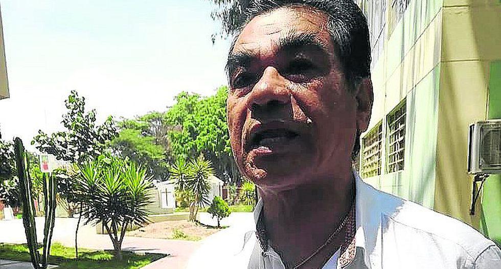 Exdirigente destituido busca retornar al GORE vía mandato judicial