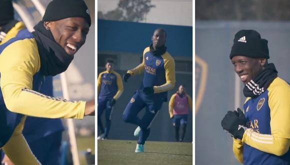 Luis Advíncula parece estar contento en Boca Juniors. (Foto: Instagram @luisadvincula17)