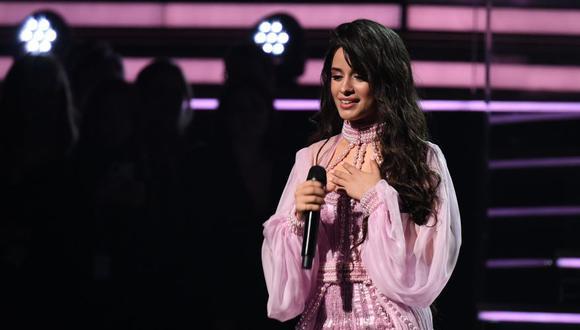 Camila Cabello agradece a seguidores por el apoyo tras convertirse en blanco de duras críticas. (Foto: AFP/ROBYN BECK)